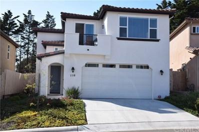 116 Village Circle, Pismo Beach, CA 93449 - MLS#: PI18001645