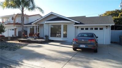 216 Palisade Avenue, Pismo Beach, CA 93449 - MLS#: PI18015878