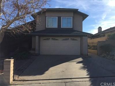 36702 Apache Plume Drive, Palmdale, CA 93550 - MLS#: PI18027740