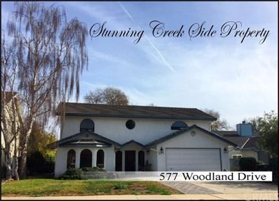 577 Woodland Drive, Arroyo Grande, CA 93420 - MLS#: PI18027832