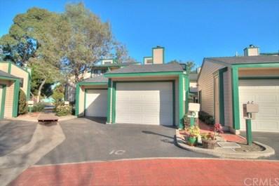 1445 Prefumo Canyon Road UNIT 10, San Luis Obispo, CA 93405 - #: PI18029751