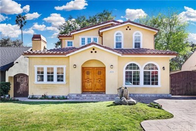 226 E Forest Avenue, Arcadia, CA 91006 - MLS#: PI18048129