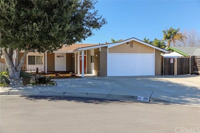 1170 Encinitas Court, Grover Beach, CA 93433 - MLS#: PI18048303