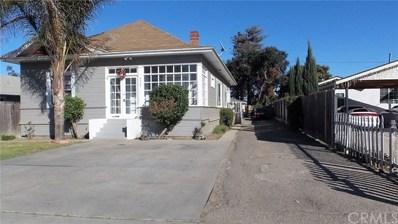 422 S Pine Street, Santa Maria, CA 93458 - MLS#: PI18050354