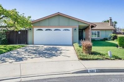 1524 Edie Court, Santa Maria, CA 93454 - MLS#: PI18067688