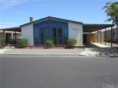 519 W Taylor Street UNIT 209, Santa Maria, CA 93458 - MLS#: PI18083134