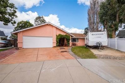 4606 Earl Lane, Santa Maria, CA 93455 - MLS#: PI18087776
