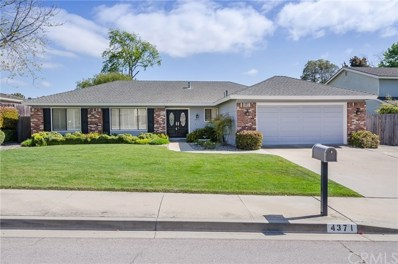 4371 Countrywood Drive, Santa Maria, CA 93455 - MLS#: PI18103327