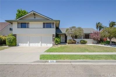 355 Cameron Avenue, Santa Maria, CA 93455 - MLS#: PI18108630