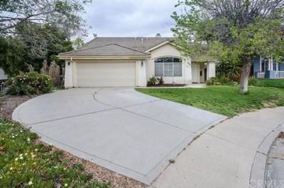 3806 Mira Loma Drive, Santa Maria, CA 93455 - MLS#: PI18112015