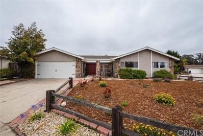 660 Garfield Place, Arroyo Grande, CA 93420 - MLS#: PI18128375