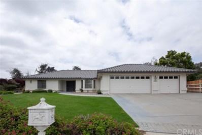 1461 Foxenwood Drive, Santa Maria, CA 93455 - MLS#: PI18128629