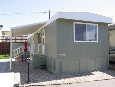 1600 Clark UNIT 110, Santa Maria, CA 93455 - MLS#: PI18130962