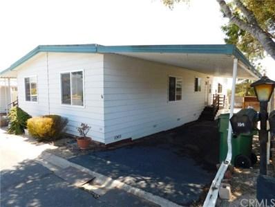 1675 Los Osos Valley UNIT 194, Los Osos, CA 93402 - #: PI18133733