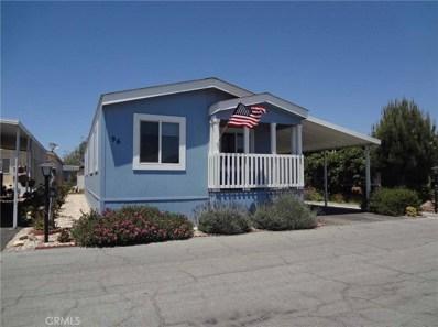 1701 S Thornburg Street UNIT 96, Santa Maria, CA 93458 - MLS#: PI18139145
