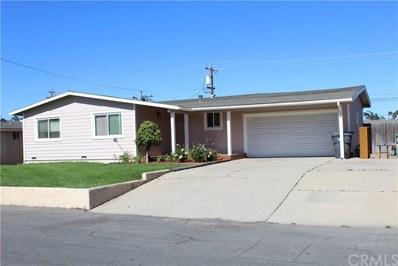 3525 Marvin Street, Santa Maria, CA 93455 - MLS#: PI18145854