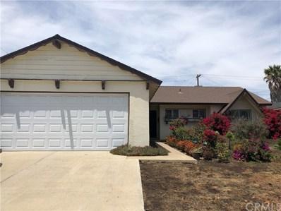 625 E Jewel Street, Santa Maria, CA 93454 - MLS#: PI18167512