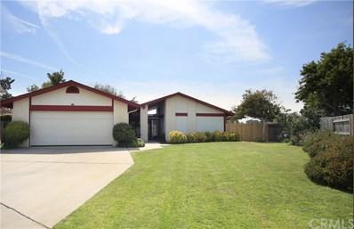 972 Crestmont Court, Santa Maria, CA 93455 - MLS#: PI18168969