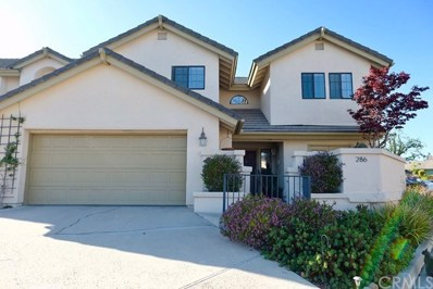 286 Tempus Circle, Arroyo Grande, CA 93420 - MLS#: PI18175074