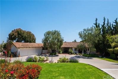 2175 Arrowhead Drive, Santa Maria, CA 93455 - MLS#: PI18176400