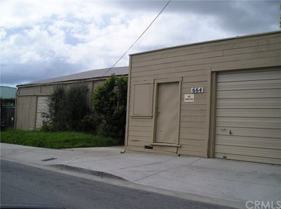 666 Upham Street, San Luis Obispo, CA 93401 - MLS#: PI18180732