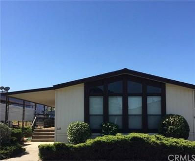 1650 E Clark Avenue UNIT 228, Santa Maria, CA 93455 - MLS#: PI18188759