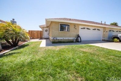 638 Vista Pacifica Circle, Pismo Beach, CA 93449 - MLS#: PI18190308