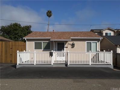 315 Santa Fe Avenue, Pismo Beach, CA 93449 - MLS#: PI18198283