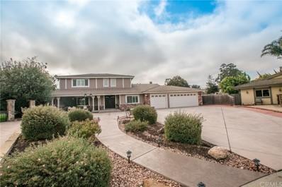 4441 Countrywood Drive, Santa Maria, CA 93455 - MLS#: PI18199182