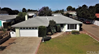 368 Walnut Street, Arroyo Grande, CA 93420 - MLS#: PI18205565