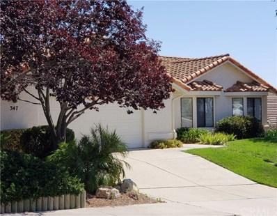 347 Old Ranch Road, Arroyo Grande, CA 93420 - MLS#: PI18214024