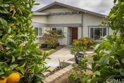 615 Cerro Vista Lane, Arroyo Grande, CA 93420 - MLS#: PI18215645