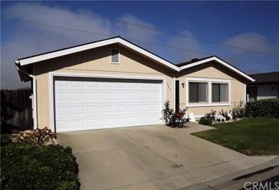 519 W Taylor Street UNIT 384, Santa Maria, CA 93458 - MLS#: PI18219268