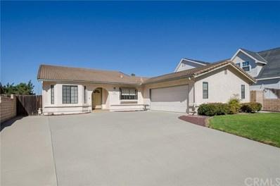 821 Blue Ridge Drive, Santa Maria, CA 93455 - MLS#: PI18219609