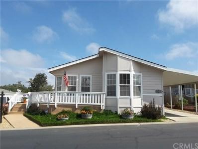 765 Mesa View Drive UNIT 165, Arroyo Grande, CA 93420 - MLS#: PI18228725