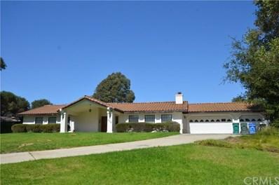 370 Mesa Road, Nipomo, CA 93444 - MLS#: PI18229528