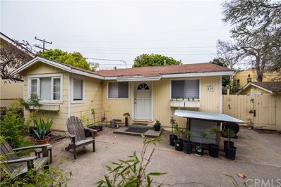 219 Morro Avenue, Pismo Beach, CA 93449 - MLS#: PI18236187