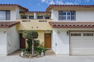 497 E Newlove Drive UNIT D, Santa Maria, CA 93454 - MLS#: PI18241047