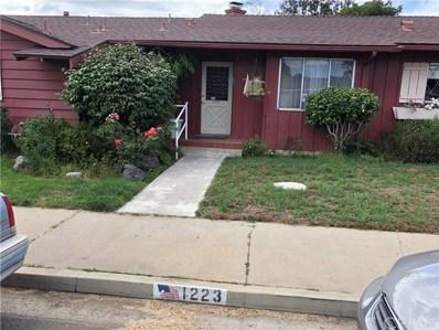 1223 Gibson Lane, Santa Maria, CA 93454 - MLS#: PI18241930