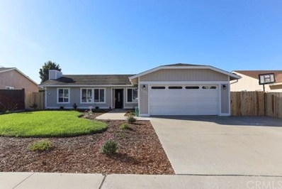 1752 Seabright Avenue, Grover Beach, CA 93433 - MLS#: PI18247499