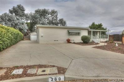 260 Encino Lane, Nipomo, CA 93444 - MLS#: PI18248914