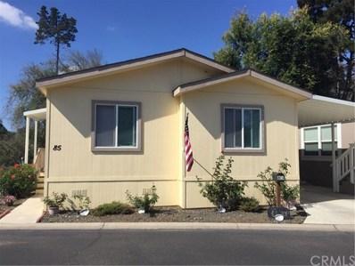 355 W Clark Avenue UNIT 85, Santa Maria, CA 93455 - MLS#: PI18250283