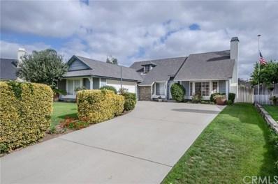 587 Billie Court, Santa Maria, CA 93455 - MLS#: PI18250310