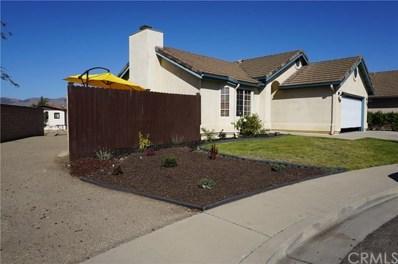 233 Riverside Court, Santa Maria, CA 93458 - MLS#: PI18252426