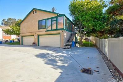 723 Bello Street UNIT 15, Pismo Beach, CA 93449 - MLS#: PI18272113