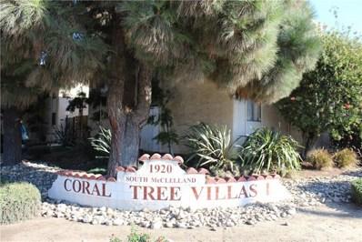 1920 S Mcclelland Street UNIT 5B, Santa Maria, CA 93454 - MLS#: PI18275078