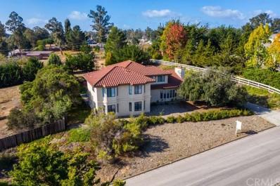 890 Ten Oaks Way, Nipomo, CA 93444 - MLS#: PI18279603