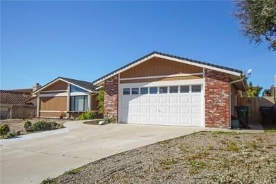 4519 Cynbalaria Court, Santa Maria, CA 93455 - MLS#: PI19015748
