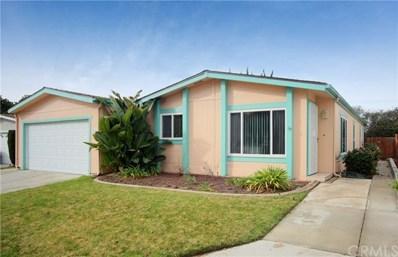 3961 Cherry Hill Road UNIT 167, Santa Maria, CA 93455 - MLS#: PI19024107