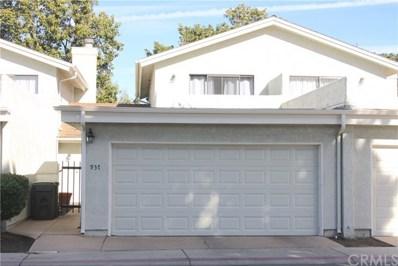 937 Empress Circle, Santa Maria, CA 93454 - MLS#: PI19024923
